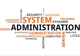 General System Administration Logo