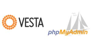 VestaCP phpMyAdmin