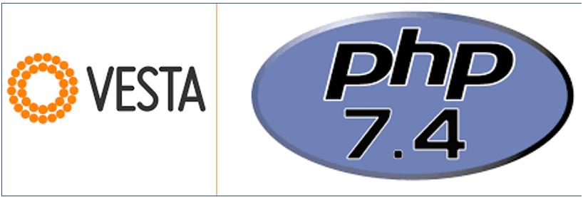 Upgrade php7.4 on vestacp
