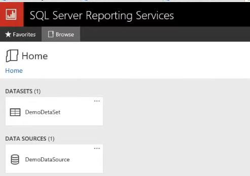 data source and dataset